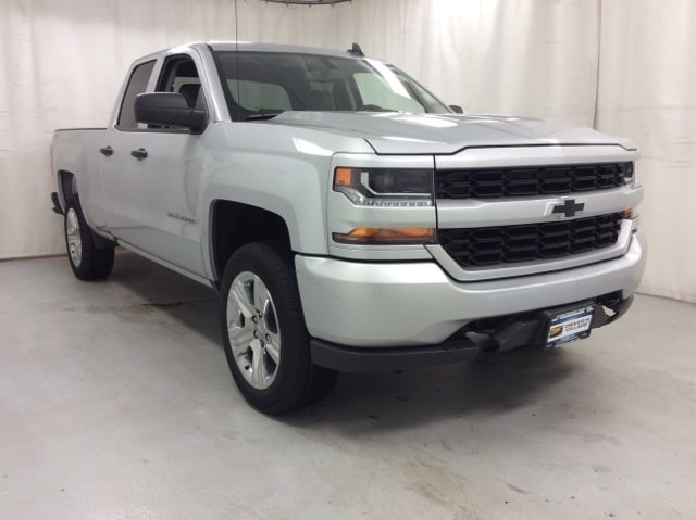 2016 Silverado 1500 Double Cab 4x4,  Pickup #B16UR9119 - photo 7