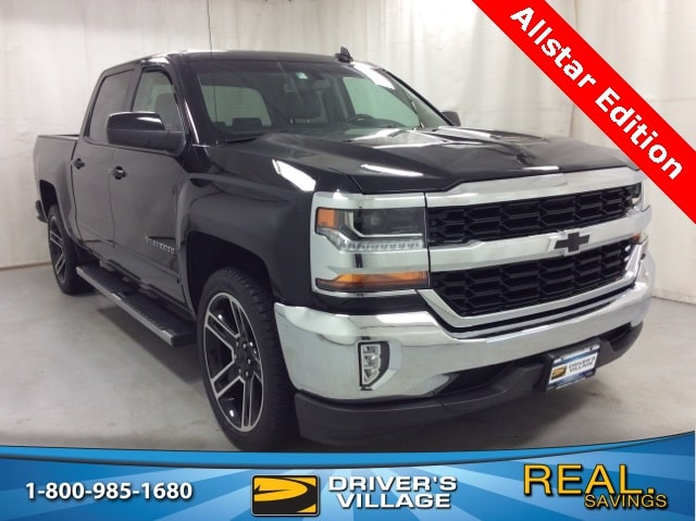 2017 Silverado 1500 Crew Cab 4x2,  Pickup #B177B9591 - photo 1