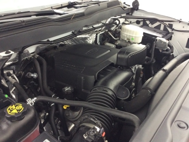 2017 Silverado 3500 Regular Cab DRW 4x4,  Service Body #B17UR9116 - photo 15