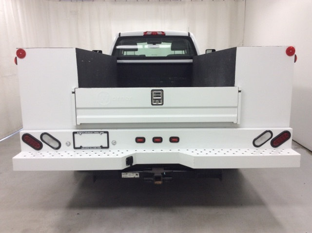 2017 Silverado 3500 Regular Cab DRW 4x4,  Service Body #B17UR9116 - photo 4