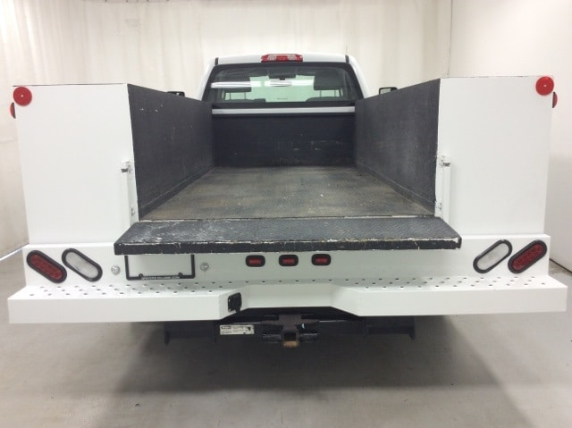 2017 Silverado 3500 Regular Cab DRW 4x4,  Service Body #B17UR9116 - photo 5