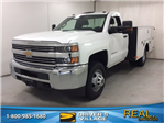 2017 Silverado 3500 Regular Cab DRW 4x4,  Service Body #B17UR9116 - photo 1