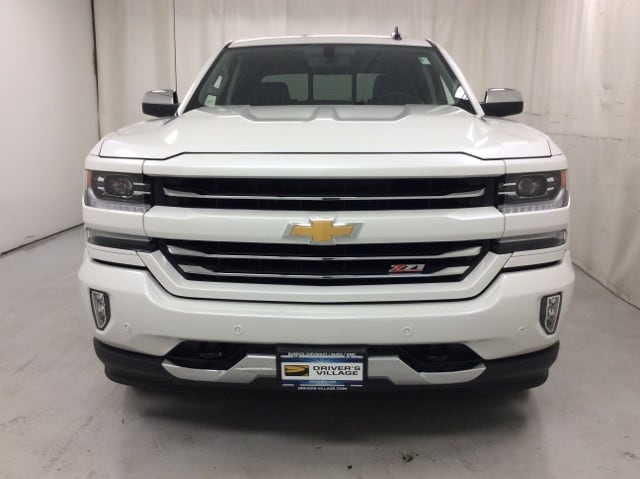 2017 Silverado 1500 Crew Cab 4x4,  Pickup #B17UR9164 - photo 9