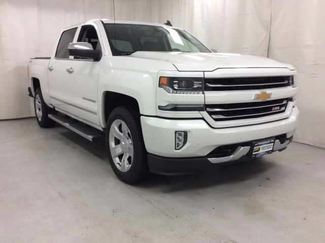2017 Silverado 1500 Crew Cab 4x4,  Pickup #B17UR9164 - photo 8
