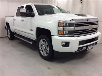 2017 Silverado 2500 Crew Cab 4x4,  Pickup #B17UR9620 - photo 9