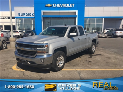 2018 Silverado 1500 Double Cab 4x4, Pickup #B18100268 - photo 1