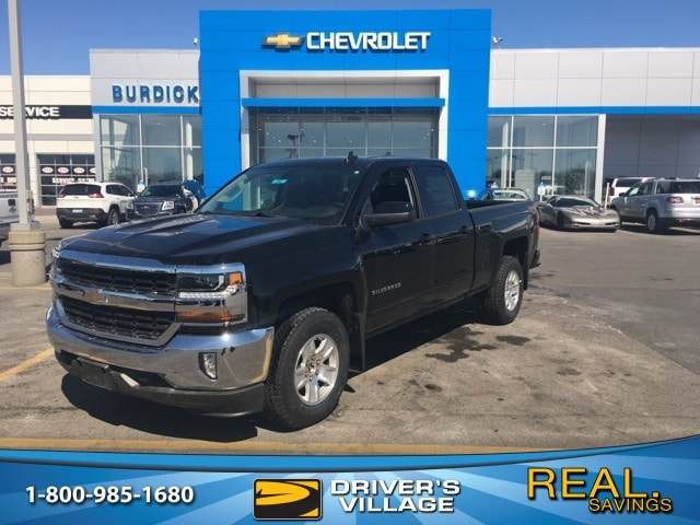 2018 Silverado 1500 Double Cab 4x4, Pickup #B18100292 - photo 1