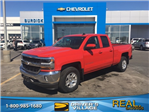 2018 Silverado 1500 Double Cab 4x4, Pickup #B18100314 - photo 1