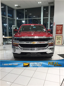 2018 Silverado 1500 Double Cab 4x4, Pickup #B18100315 - photo 1