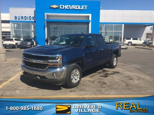 2018 Silverado 1500 Double Cab 4x4, Pickup #B18100383 - photo 1