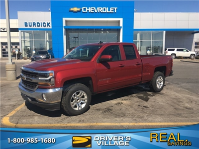 2018 Silverado 1500 Double Cab 4x4, Pickup #B18100396 - photo 1