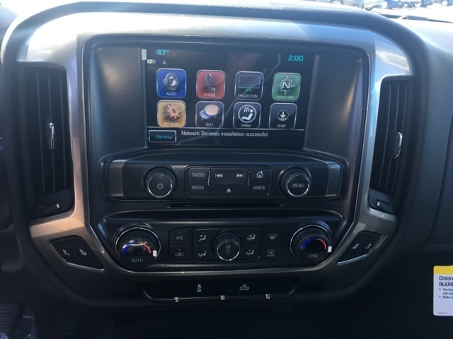 2018 Silverado 2500 Double Cab 4x4, Pickup #B18100462 - photo 6