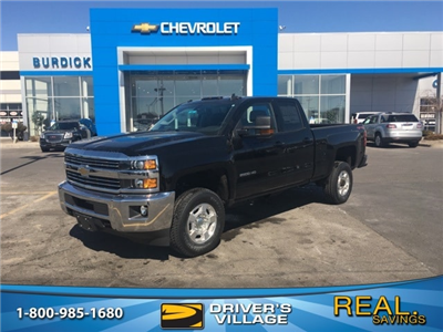 2018 Silverado 2500 Double Cab 4x4, Pickup #B18100462 - photo 1