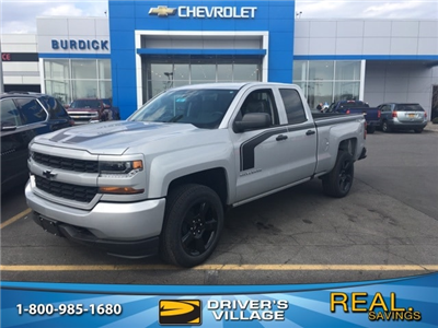 2018 Silverado 1500 Double Cab 4x4,  Pickup #B18100482 - photo 1