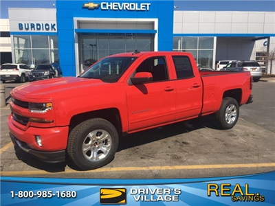 2018 Silverado 1500 Double Cab 4x4,  Pickup #B18100502 - photo 1