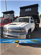 2018 Silverado 3500 Regular Cab DRW 4x4,  Reading Marauder SL Dump Dump Body #B18100544 - photo 1