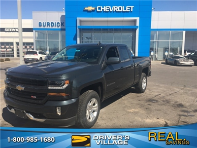 2018 Silverado 1500 Double Cab 4x4, Pickup #B18100597 - photo 1
