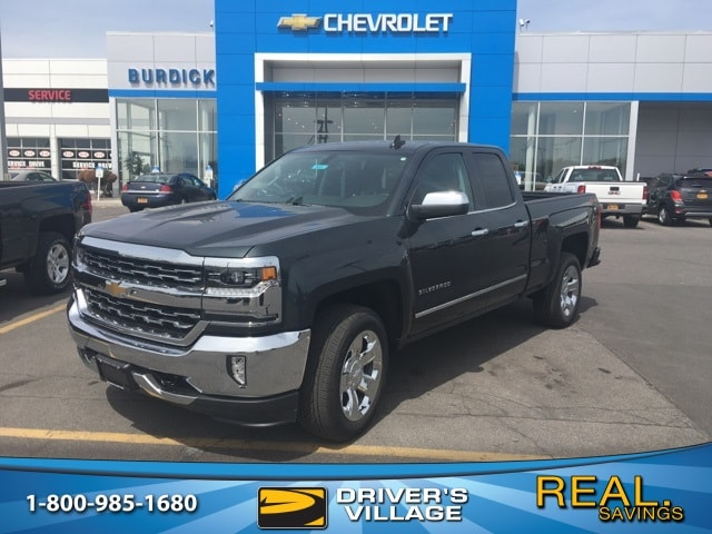 2018 Silverado 1500 Double Cab 4x4,  Pickup #B18100631 - photo 1
