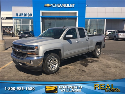 2018 Silverado 1500 Double Cab 4x4, Pickup #B18100674 - photo 1