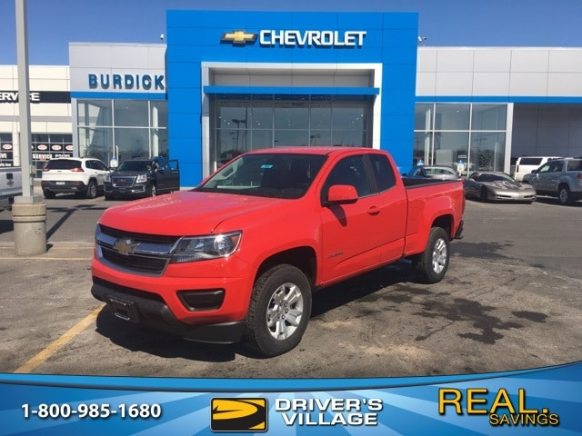2018 Colorado Extended Cab 4x4, Pickup #B18100703 - photo 1