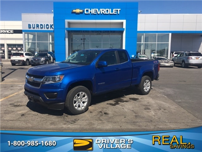 2018 Colorado Extended Cab 4x4,  Pickup #B18100714 - photo 1