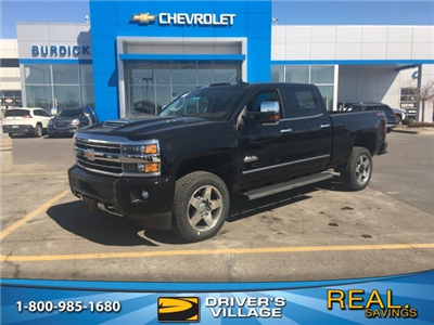 2018 Silverado 2500 Crew Cab 4x4,  Pickup #B18100759 - photo 1