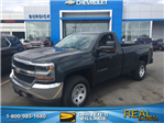 2018 Silverado 1500 Regular Cab 4x4,  Pickup #B18100941 - photo 1