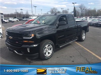 2018 Silverado 1500 Double Cab 4x4,  Pickup #B18100954 - photo 1