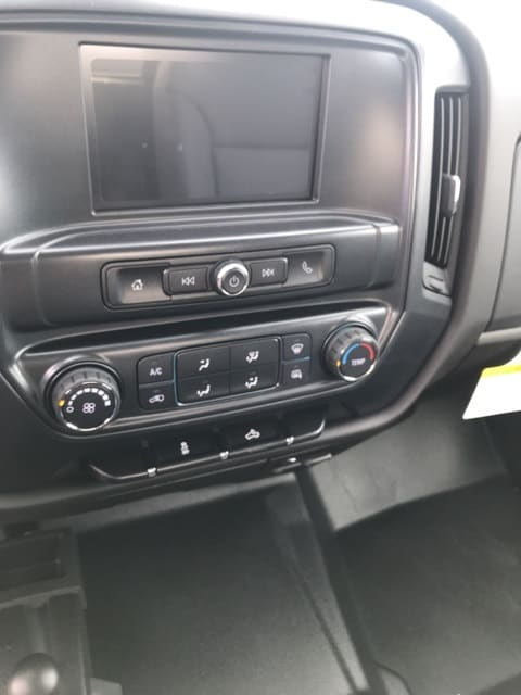 2018 Silverado 2500 Double Cab 4x4,  Reading Service Body #B18101431 - photo 12