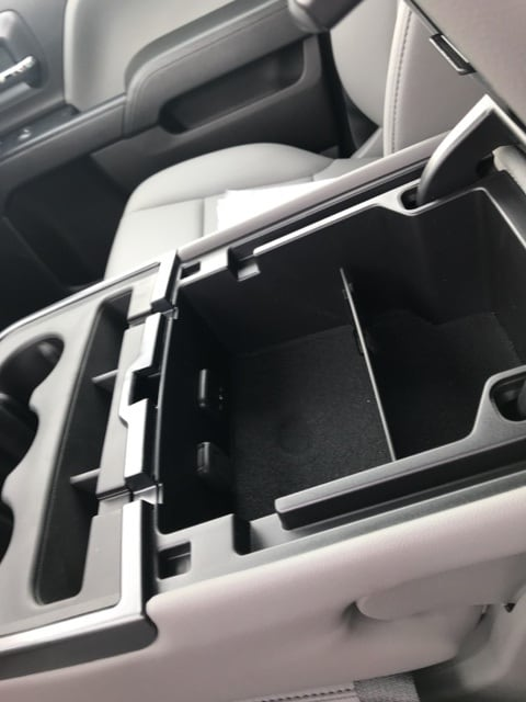 2018 Silverado 2500 Double Cab 4x4,  Service Body #B18101431 - photo 15