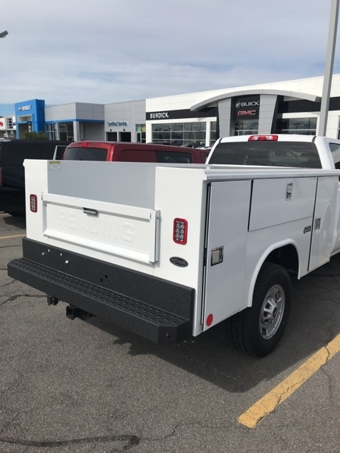 2018 Silverado 2500 Double Cab 4x4,  Service Body #B18101431 - photo 2