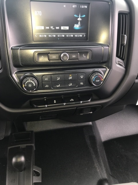 2018 Silverado 2500 Double Cab 4x4,  Service Body #B18101433 - photo 10