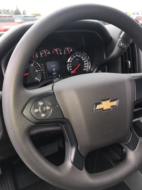 2018 Silverado 2500 Double Cab 4x4,  Service Body #B18101433 - photo 9