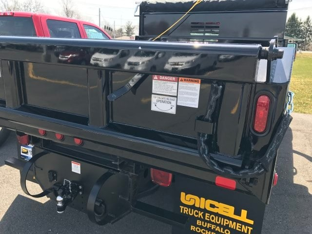 2018 Silverado 3500 Regular Cab DRW 4x4, Air-Flo Dump Body #B18300552 - photo 3