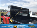 2018 Silverado 3500 Regular Cab DRW 4x4, Air-Flo Pro-Class Dump Body #B18300552 - photo 1