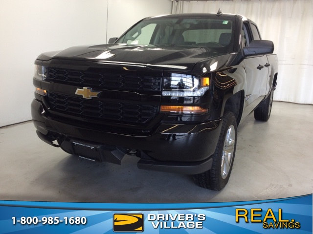 2018 Silverado 1500 Double Cab 4x4,  Pickup #B18UR8901 - photo 1