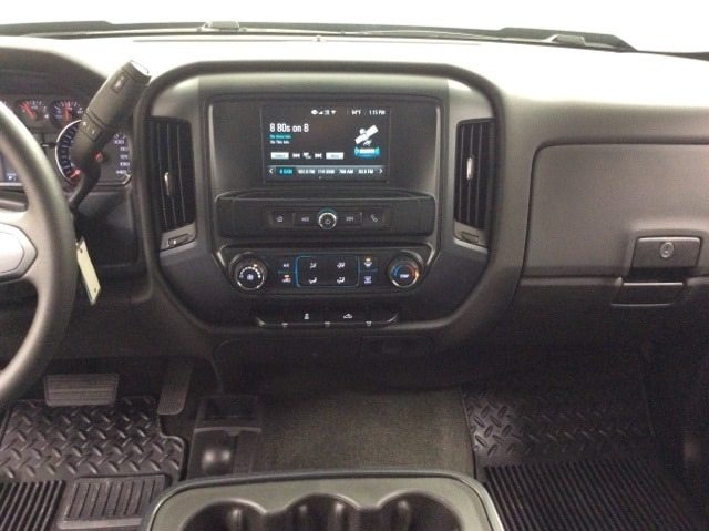 2018 Silverado 1500 Double Cab 4x4,  Pickup #B18UR8901 - photo 38