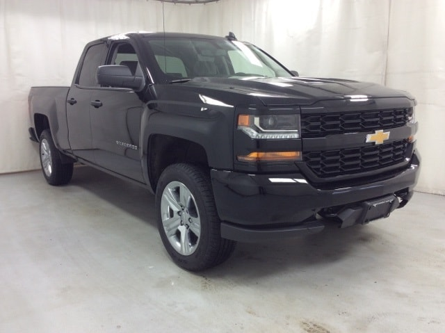 2018 Silverado 1500 Double Cab 4x4,  Pickup #B18UR8901 - photo 8