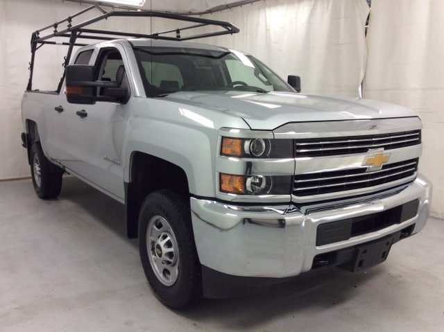 2018 Silverado 2500 Double Cab 4x4,  Pickup #B18UR9522 - photo 7