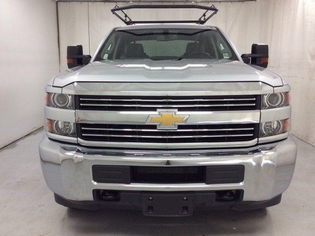 2018 Silverado 2500 Double Cab 4x4,  Pickup #B18UR9522 - photo 8