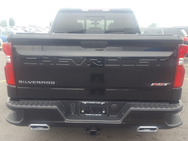 2019 Silverado 1500 Crew Cab 4x4,  Pickup #B19100163 - photo 2