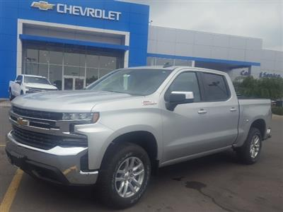 2019 Silverado 1500 Crew Cab 4x4,  Pickup #B19100176 - photo 1