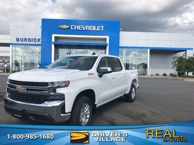 2019 Silverado 1500 Crew Cab 4x4,  Pickup #B19100348 - photo 1