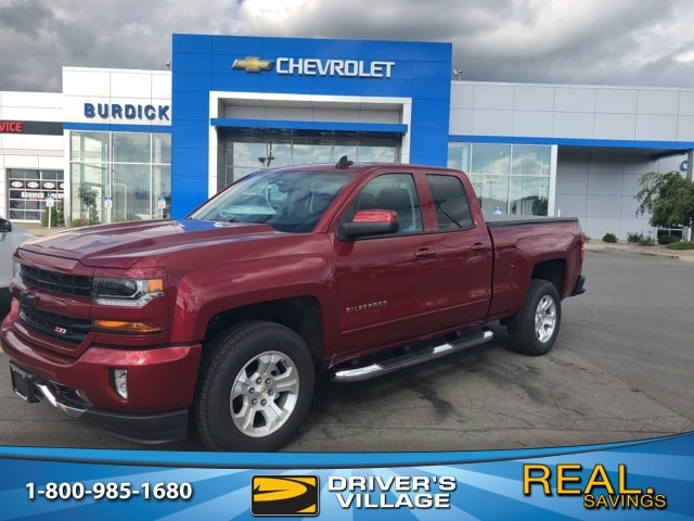 2019 Silverado 1500 Double Cab 4x4,  Pickup #B19100362 - photo 1