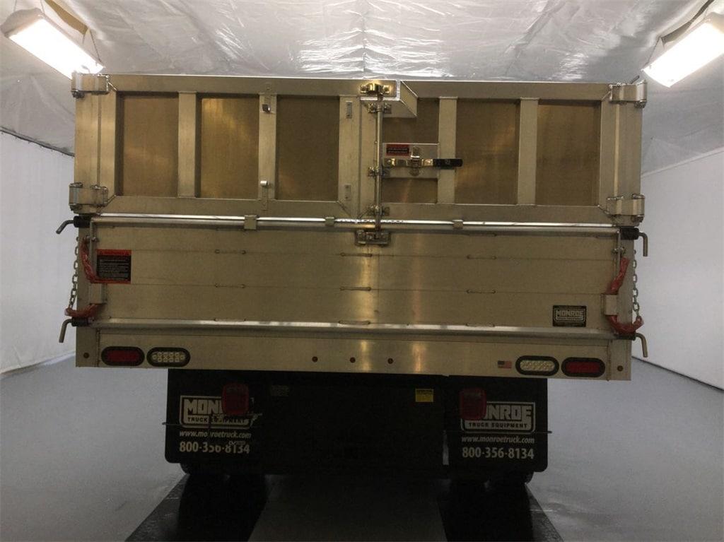 2019 Silverado Medium Duty Crew Cab DRW 4x4, Monroe Landscape Dump #B19101557 - photo 16