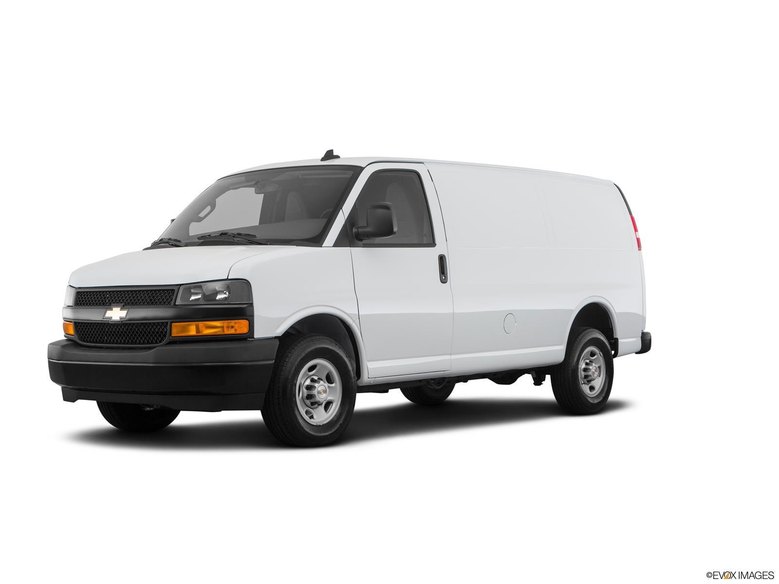 2019 Express 2500 4x2, Empty Cargo Van #B19102883 - photo 1
