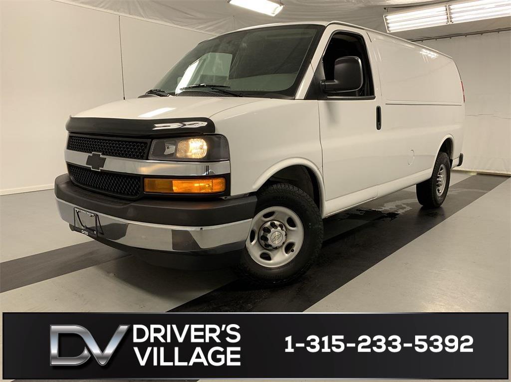 2019 Chevrolet Express 2500 4x2, Empty Cargo Van #B199H8770 - photo 1