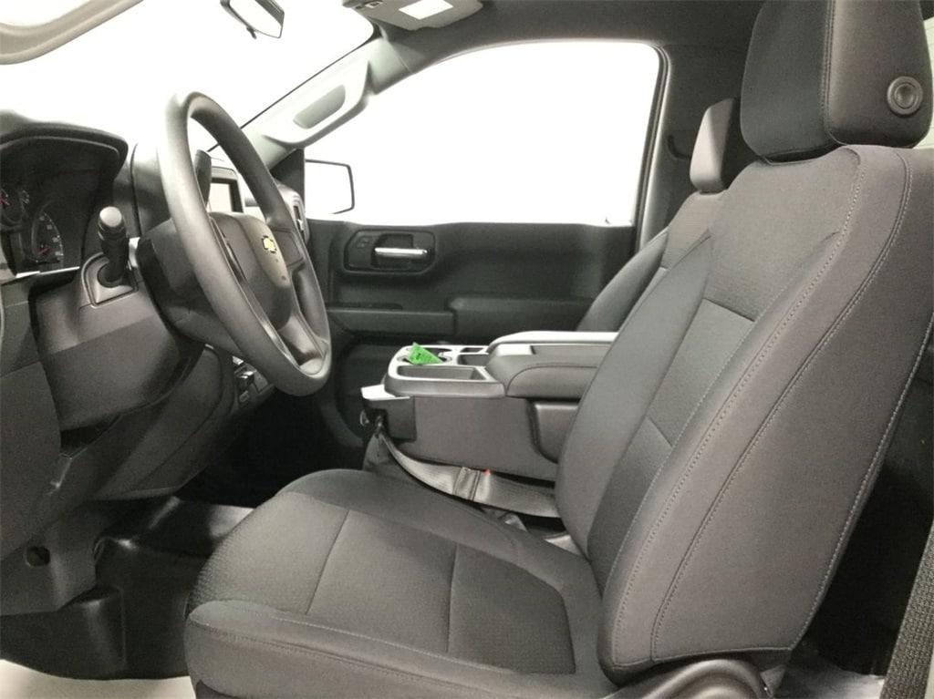 2020 Silverado 1500 Regular Cab 4x4, Pickup #B20100454 - photo 1