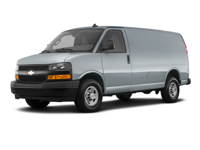 2020 Chevrolet Express 2500 RWD, Empty Cargo Van #B20105465 - photo 1