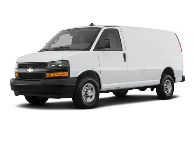 2020 Chevrolet Express 2500 RWD, Empty Cargo Van #B20105538 - photo 1